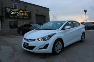 Used 2016 Hyundai Elantra HEATED SEATS /BLUETHOOTH /NO ACCIDENTS for sale in Newmarket, ON