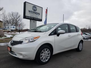 Used 2016 Nissan Versa Note SV for sale in Cambridge, ON