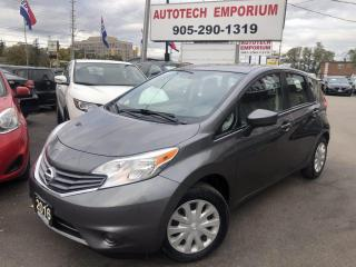 Used 2016 Nissan Versa Note SV Backup Camera/Bluetooth/Cruise&GPS* for sale in Mississauga, ON