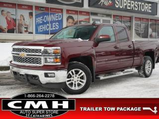 Used 2015 Chevrolet Silverado 1500 LT  CAM P/SEAT HTD-SEATS TOW 18-AL for sale in St. Catharines, ON