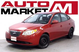 Used 2009 Hyundai Elantra Certified! Heated Seats! We Approve All Credit! for sale in Guelph, ON