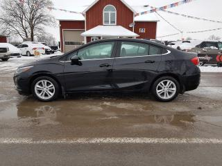 Used 2016 Chevrolet Cruze LT for sale in Dunnville, ON