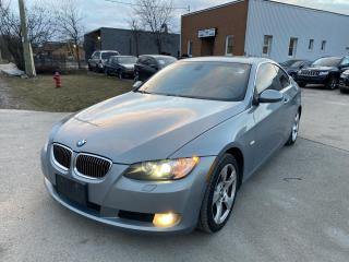 Used 2007 BMW 3 Series 328xi Coupe for sale in Oakville, ON