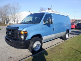 Used 2009 Ford Econoline E-250 Cargo Van Ladder Rack Rear Shelving for sale in Burnaby, BC