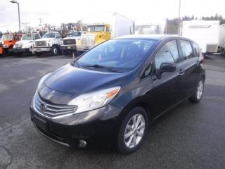 Used 2014 Nissan Versa Note SL for sale in Burnaby, BC