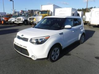 Used 2015 Kia Soul 1.6L for sale in Burnaby, BC
