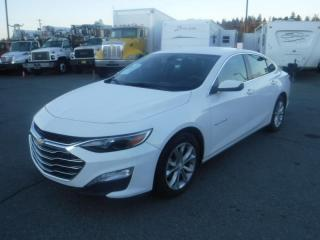 Used 2019 Chevrolet Malibu LT for sale in Burnaby, BC