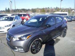 Used 2019 Nissan Kicks SR for sale in Burnaby, BC