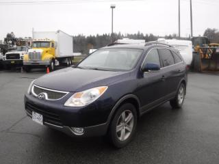 Used 2010 Hyundai Veracruz Limited AWD 7 Passenger for sale in Burnaby, BC