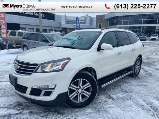 Used 2015 Chevrolet Traverse LT  LT, SKYSCAPE SUNROOF, AWD, REAR CAMERA, ALLOY WHEELS for sale in Ottawa, ON
