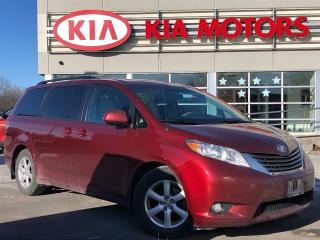 Used 2011 Toyota Sienna XLE 7-pass V6 6A for sale in Peterborough, ON