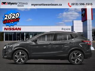New 2020 Nissan Qashqai AWD SV  - Sunroof for sale in Ottawa, ON