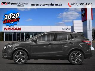 New 2020 Nissan Qashqai AWD SL  - ProPILOT ASSIST for sale in Ottawa, ON