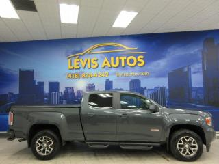 Used 2016 GMC Canyon SLE ALL TERRAIN CREW-CAB V6 4X4 AUTOMATI for sale in Lévis, QC