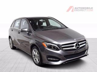 Used 2017 Mercedes-Benz B-Class B250 Sports Tourer 4Matic Cuir Toit Pano GPS for sale in Île-Perrot, QC