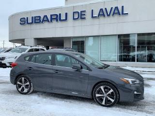 Used 2018 Subaru Impreza 2.0i Sport-tech EyeSight ** Cuir Toit Na for sale in Laval, QC