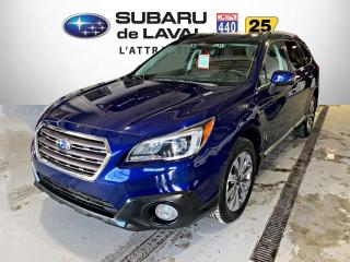 Used 2017 Subaru Outback 3.6R Premier Tech ** Cuir Toit Navigatio for sale in Laval, QC