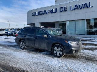 Used 2017 Subaru Outback 2.5i manuelle for sale in Laval, QC