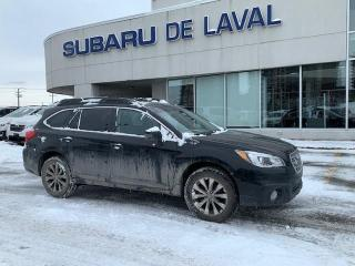 Used 2017 Subaru Outback 2.5i Limited Awd ** Cuir Toit Navigation for sale in Laval, QC