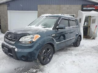 Used 2010 Kia Soul 2010 KIA SOUL 2U**FINANCEMENT 100% APPRO for sale in Lemoyne, QC