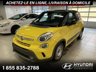 Used 2014 Fiat 500 L TREKKING+GARANTIE+NAVI+TOIT PANO+WOW!! for sale in Drummondville, QC