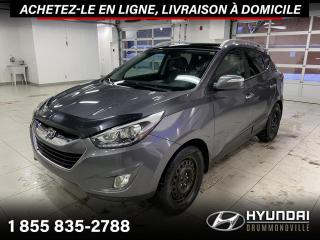 Used 2015 Hyundai Tucson LIMITED AWD+GARANTIE+NAVI+TOIT PANO+WOW for sale in Drummondville, QC