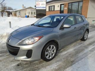 Used 2012 Mazda MAZDA3 GX for sale in Ancienne Lorette, QC
