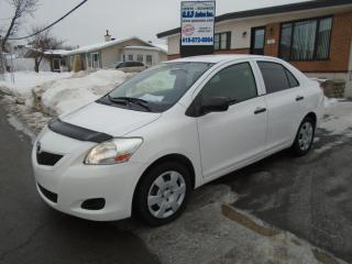 Used 2012 Toyota Yaris for sale in Ancienne Lorette, QC