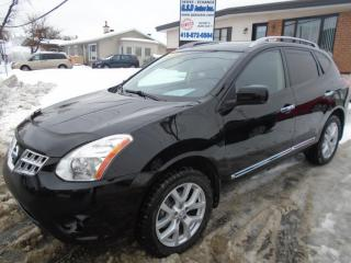 Used 2012 Nissan Rogue AWD for sale in Ancienne Lorette, QC