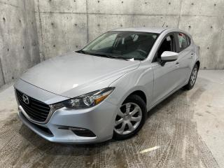Used 2018 Mazda MAZDA3 Sport SPORT HATCHBACK AUTOMATIQUE TOUT ÉQUIPÉ 156HP for sale in St-Nicolas, QC