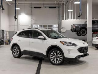 Used 2020 Ford Escape Titanium Hybrid 4WD for sale in New Westminster, BC