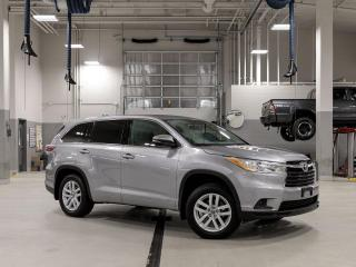 Used 2016 Toyota Highlander AWD 4dr LE for sale in New Westminster, BC