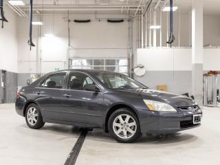 Used 2005 Honda Accord 4dr EX V6 Auto for sale in New Westminster, BC