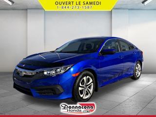 Used 2016 Honda Civic LX *A VENDRE * for sale in Donnacona, QC
