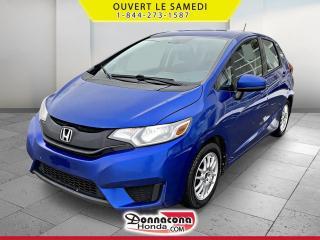 Used 2015 Honda Fit LX *GARANTIE 10 ANS / 200 000 KM* for sale in Donnacona, QC