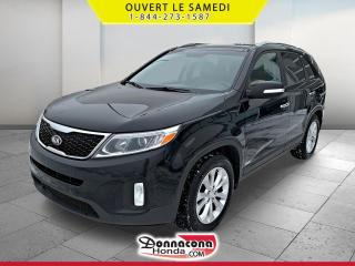 Used 2015 Kia Sorento AWD V6 EX *A VENDRE PRES DE QUEBEC* for sale in Donnacona, QC