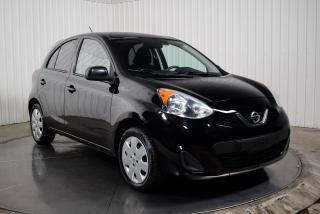 Used 2016 Nissan Micra Sv A/c Bluetooth for sale in St-Hubert, QC