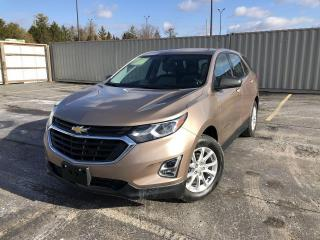 Used 2019 Chevrolet Equinox LS 2WD for sale in Cayuga, ON
