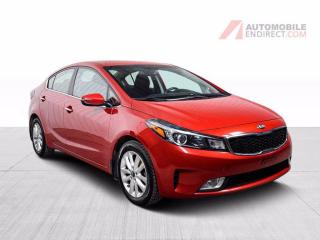Used 2017 Kia Forte EX TOIT A/C MAGS SIEGES CHAUFFANTS for sale in St-Hubert, QC