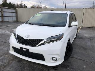Used 2016 Toyota Sienna SE for sale in Cayuga, ON