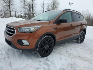 Used 2017 Ford Escape SE, AWD, ENS. SPORT for sale in Vallée-Jonction, QC