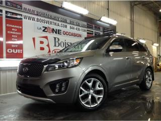 Used 2016 Kia Sorento SORENTO SX V6 AWD 7 PASSAGERS for sale in Blainville, QC