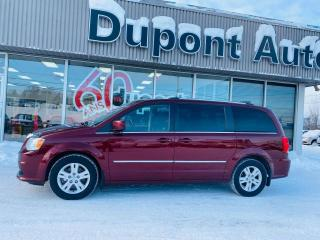 Used 2017 Dodge Grand Caravan Familiale à 4 portes, cabine multiplaces for sale in Alma, QC