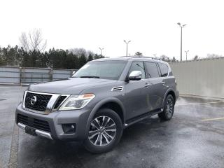 Used 2017 Nissan Armada SL AWD for sale in Cayuga, ON