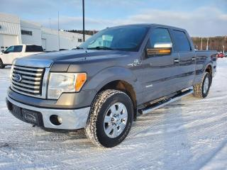 Used 2012 Ford F-150 XTR, CREW, ECOBOOST 3.5L, 4X4 for sale in Vallée-Jonction, QC