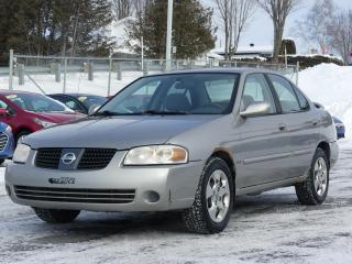 Used 2006 Nissan Sentra Berline 4 portes I4, Automatique, 1,8 for sale in St-Georges, QC