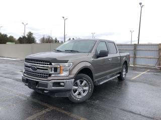 Used 2019 Ford F-150 XLT XTR Crew 4WD for sale in Cayuga, ON
