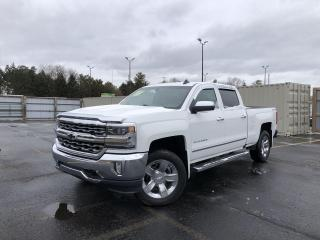 Used 2016 Chevrolet Silverado 1500 LTZ CREW 4WD for sale in Cayuga, ON