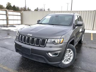 Used 2020 Jeep Grand Cherokee LAREDO 4WD for sale in Cayuga, ON