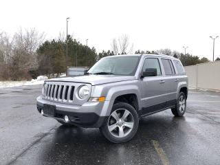 Used 2017 Jeep Patriot HIGH ALTITUDE 4WD for sale in Cayuga, ON